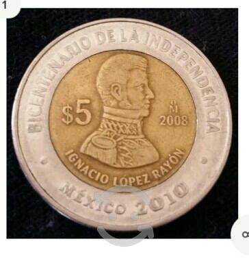 Moneda bicentenario 2010