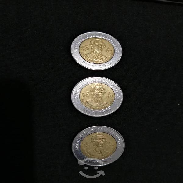 Monedas de francisco primo de verdad sin puntos