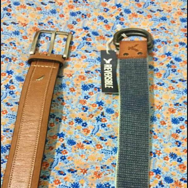 Cinturones 100% originales de hombre