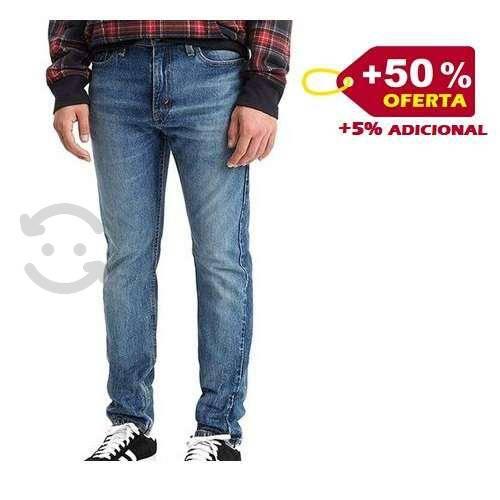 Jeans levi's® 510 skinny, nuevo, original.
