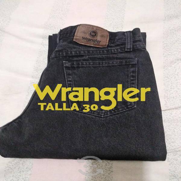 Pantalón wrangler (talla 30)