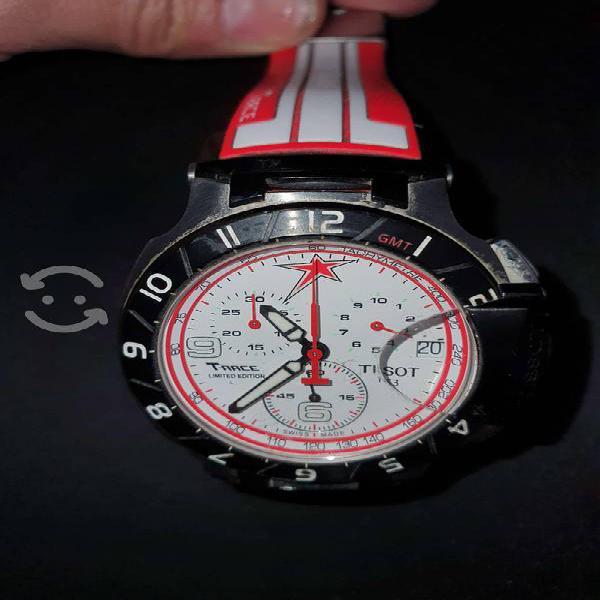 Reloj tissot original t race nicky hayden