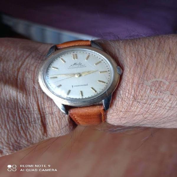 Relojes antiguos para hombre