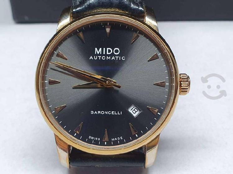 Reloj mido original automático baroncelli