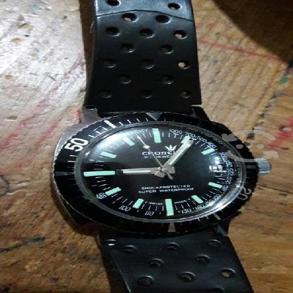 Reloj suizo cronel 23 joyas