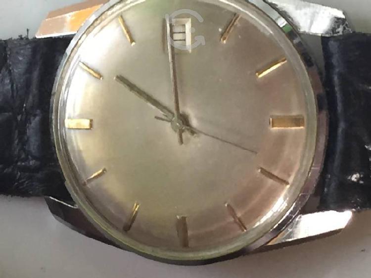 Reloj súper alfa vintage cuerda swiss made cambios