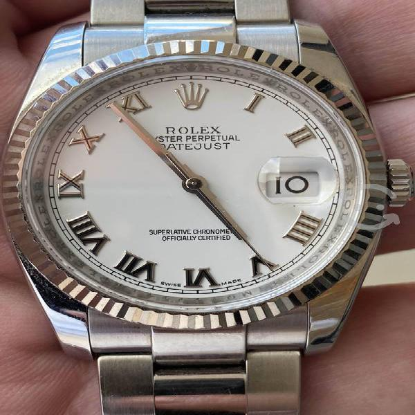 Rolex datejust oyster perpetual ref 116234