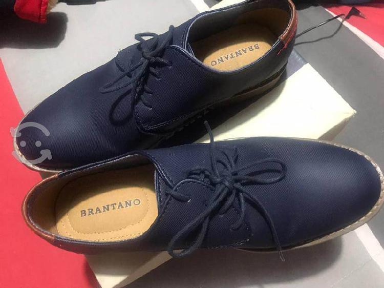 Zapatos de vestir color azul marino
