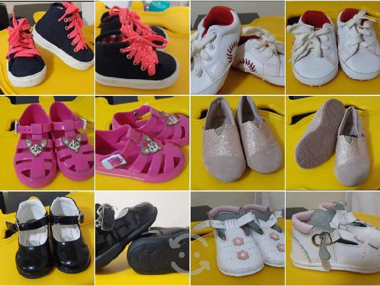 Zapatos y tenis para bebe