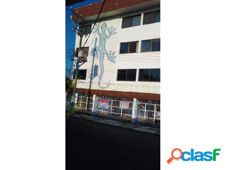 Renta departamento amueblado 3 rec. col. jardines tuxpan veracruz, jardines de tuxpan