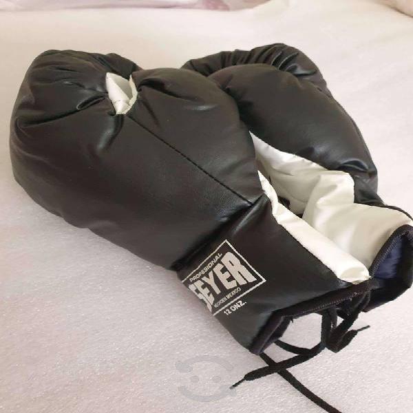 2 pares de guantes boxeo seyer 12 y 14 onz amateur