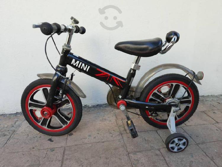 Bicicleta mini cooper 1