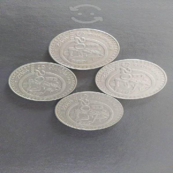 Coleccion de monedas lote