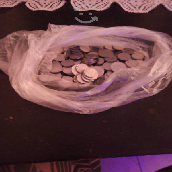 Lote de monedas solo para coleccionistas