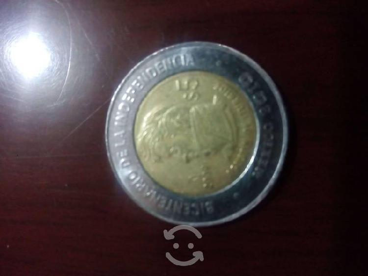 Monedas de coleccion de $5