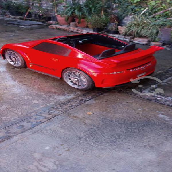 Montable eléctrico porsche 911 gt3 power wheels