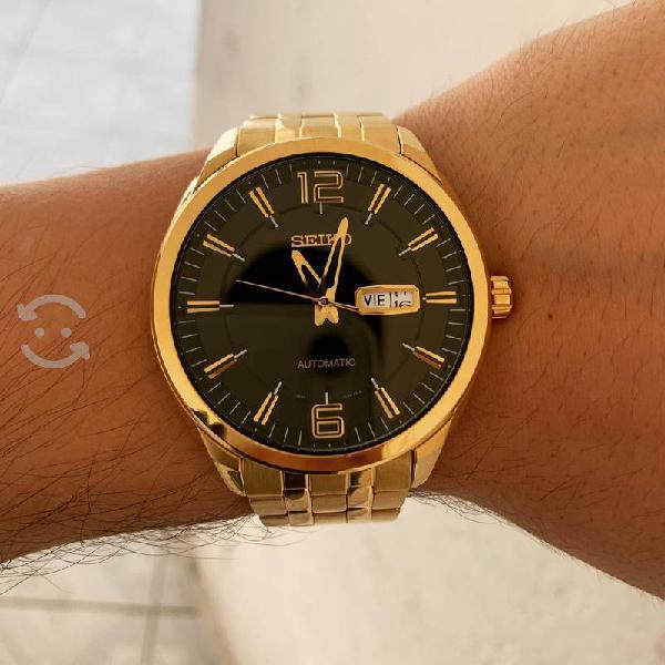 Reloj automático seiko original como nuevo