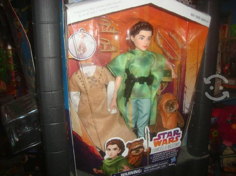The force of destiny princess leia y weeckett pack
