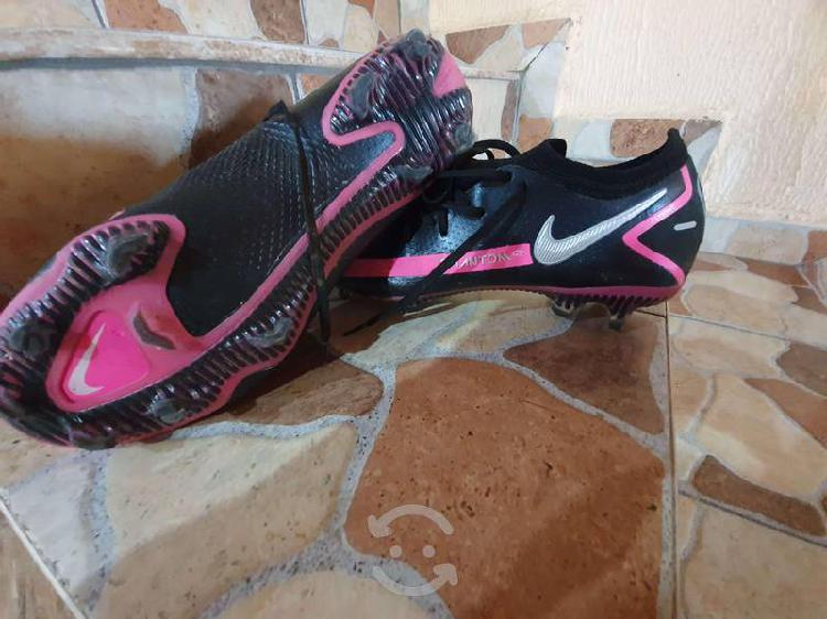 Zapatos futbol Nike alto nivel nuevos Phanton Gel