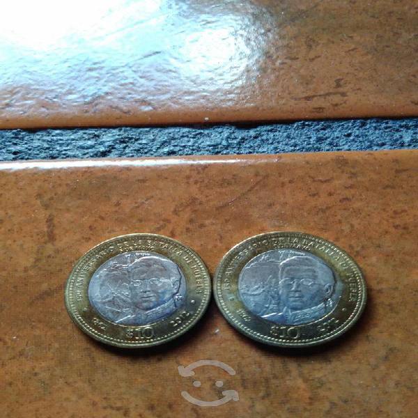 Monedas conmemorativas de colección