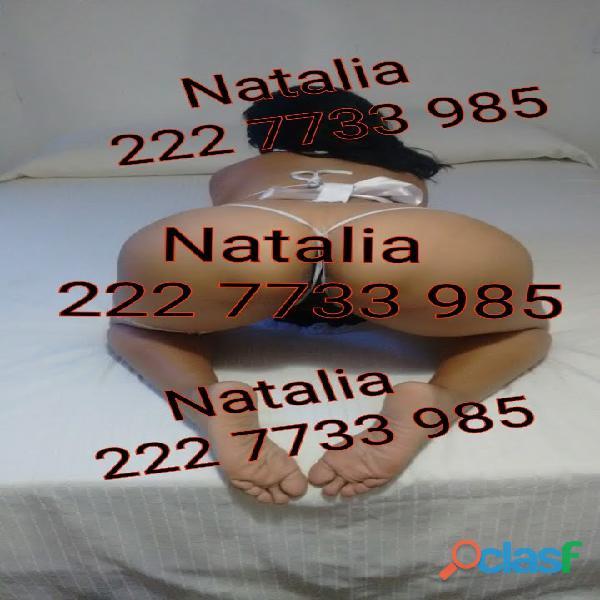 Natalia Morena Madura Cachonda Disfruto de tus Caricias Amor