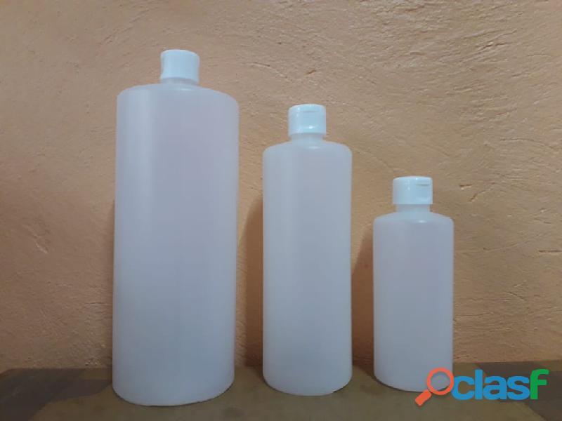 Botellas alcoholeras de 1 litro