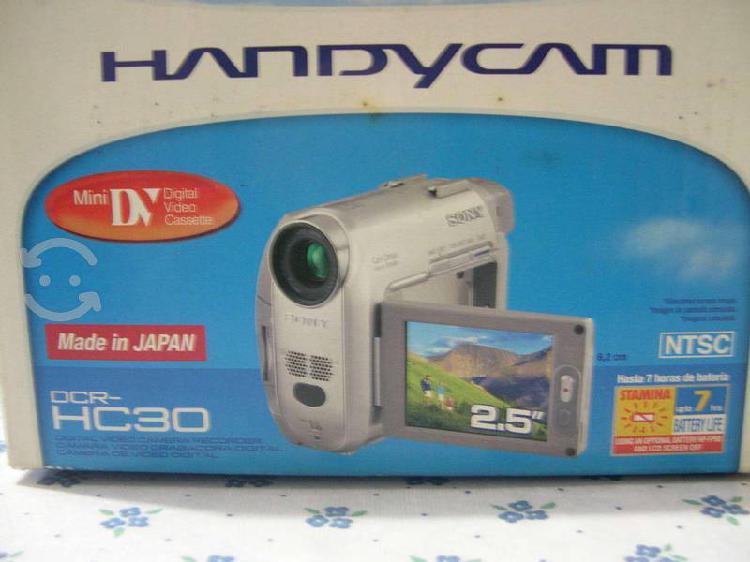 Accesorios de camara de video sony
