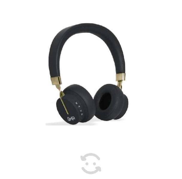 Audifonos diadema bluetooth ghia n3 sonido hifi ne