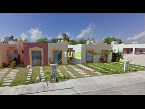Casa en playa del carmen mx21