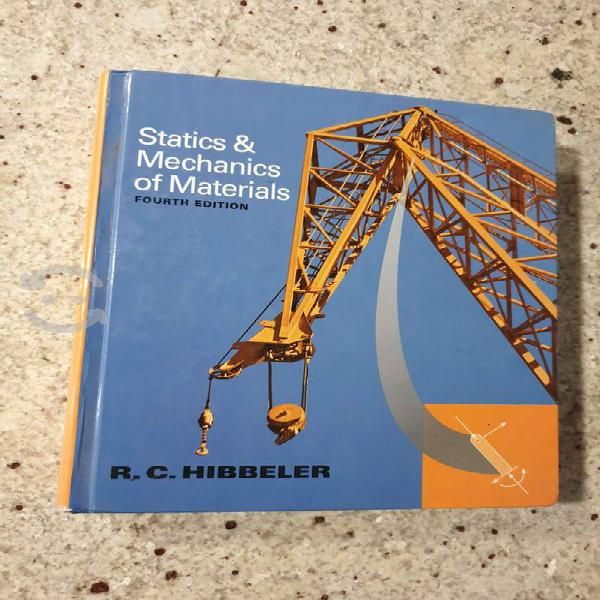 Libro statics & mechanics of materials fourth edit