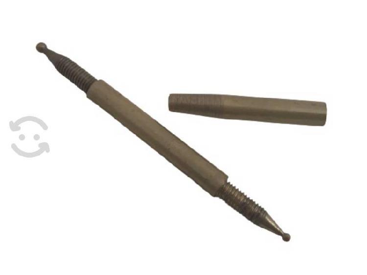 Localizador de acupuntura con doble punta redonda