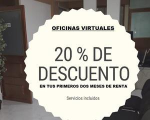 Obten la renta de una oficina virtual con el mejor servicio