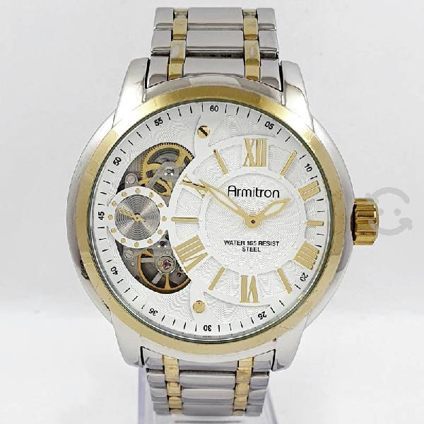 Reloj armitron automatico skeleton