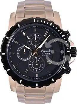 Reloj suizo alexander cristhie hermoso!