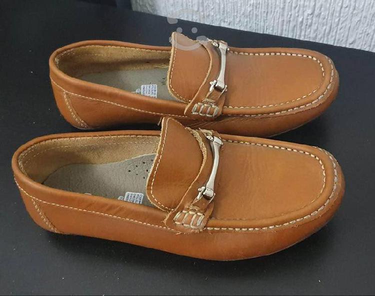 Zapatos niño piel