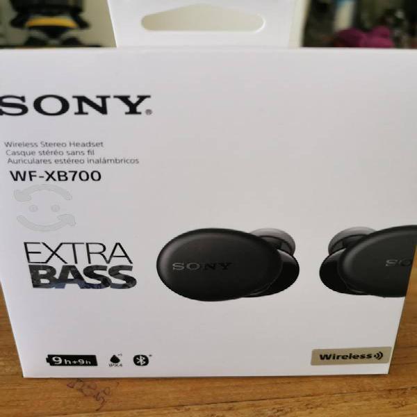 Audífonos sony, nuevos