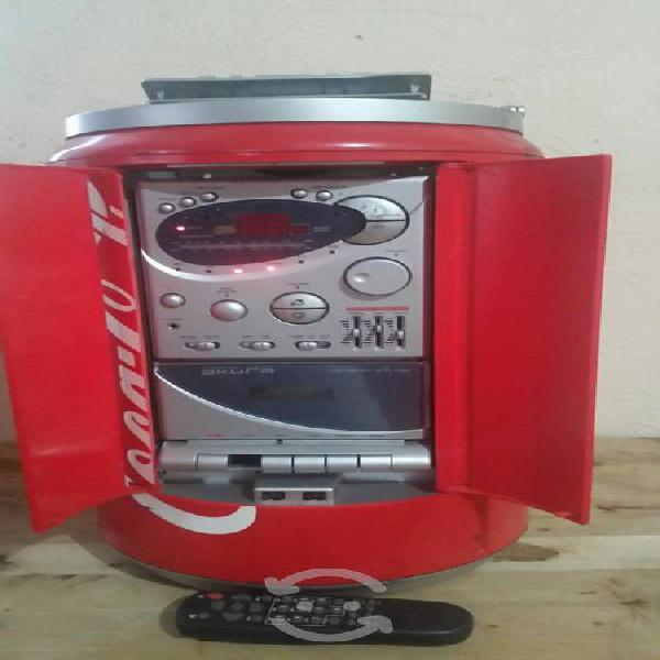 Radio fm am cocacola original buenas condiciones d