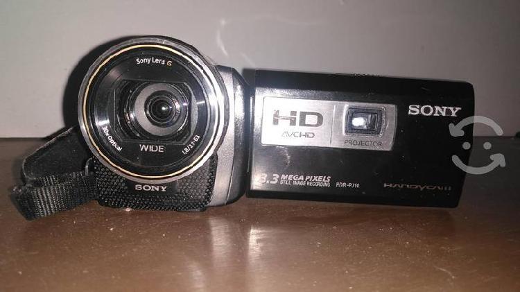 Video camara handycam sony hdr pj10