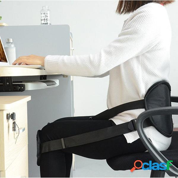 Nueva corrección anti-jorobada cinturón corrección de postura sentada protector de cintura cinturón conformación del cuerpo