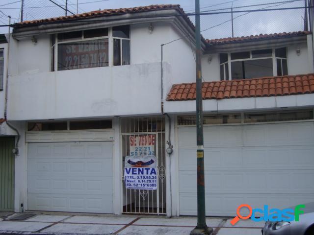 Casa sola en venta en fraccionamiento arcángeles de morillotla, san andrés cholula