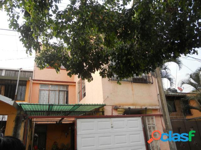 Casa sola residencial en venta en unidad habitacional civac 1a sección, jiutepec