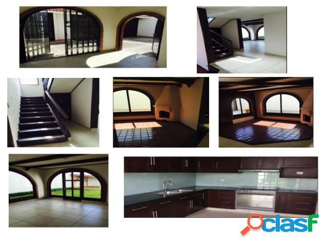 Casa sola en venta en fraccionamiento atlixcayotl 2000, san andrés cholula