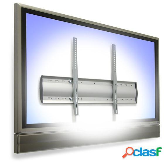 "Ergotron soporte de pared wm low profile para pantalla 32"" - 65"", hasta 79kg, plata"