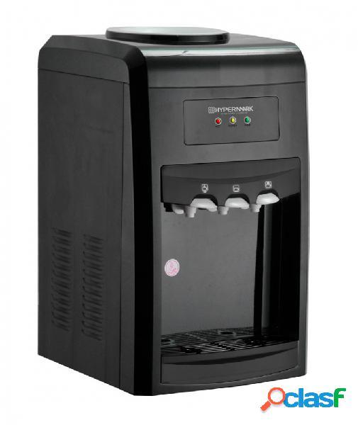 Hypermark dispensador de agua purewater lite, 20 litros, negro