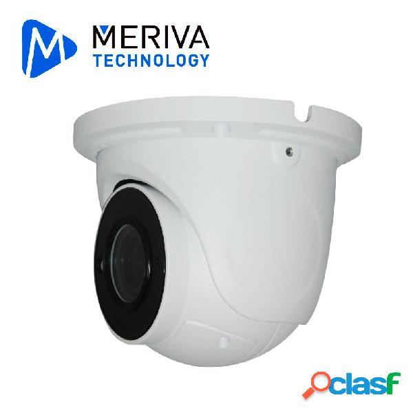 Meriva technology cámara ip domo ir para interiores mfd800ev, alámbrico, 3840 x 2160 pixeles, día/noche