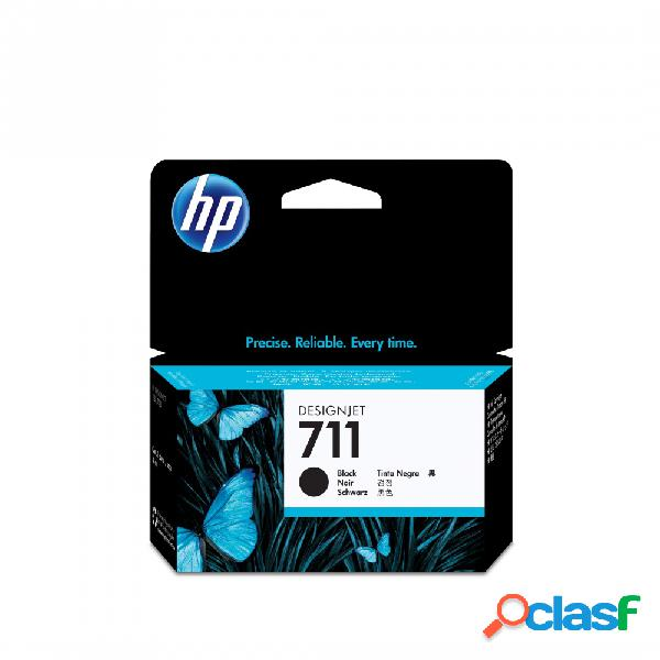 Cartucho HP 711 Negro 38ml
