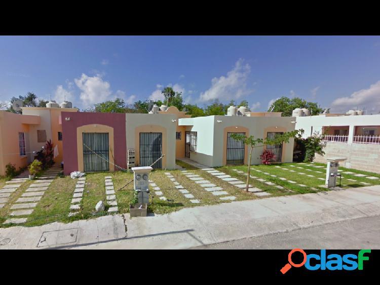 Casa en playa del carmen mx21-js4579