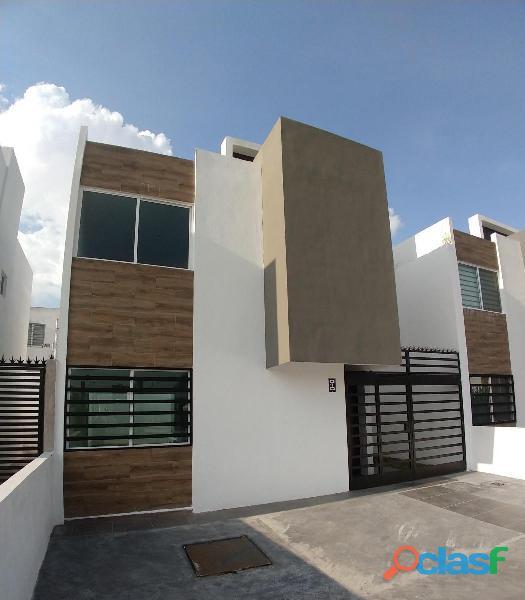 Casas en venta López Mateos Sur