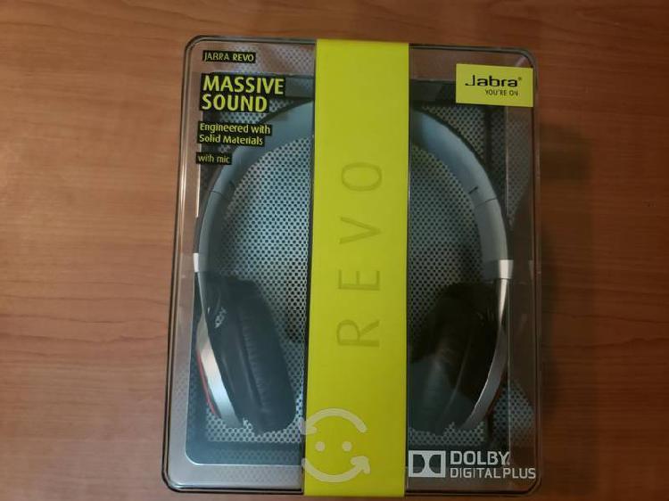 Audífonos jabra revo