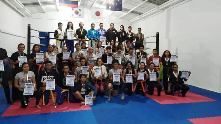 Clases de Taekwondo ITF y Kickboxing